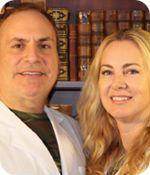 Amy Alton ARNP and Joe Alton MD