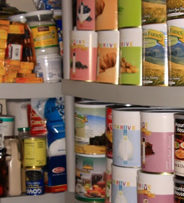 Video: Disaster Food Supplies