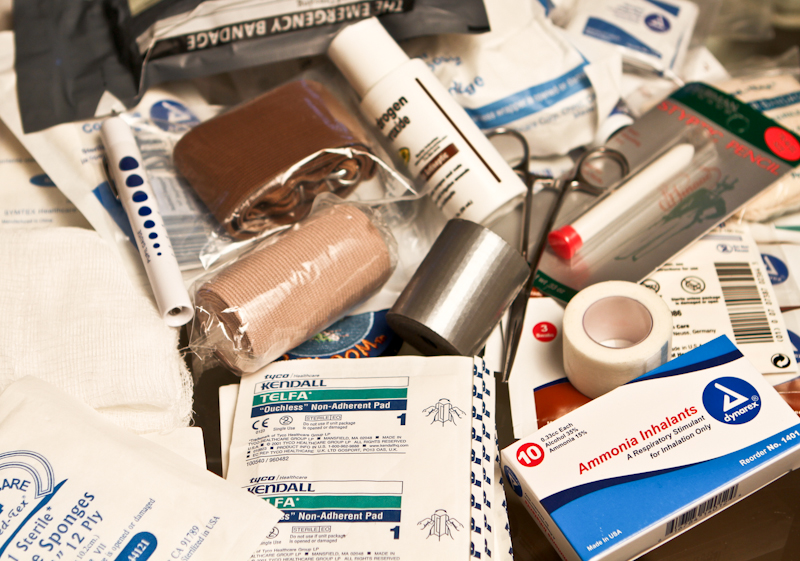 Medical Supplies As Survival Barter Items