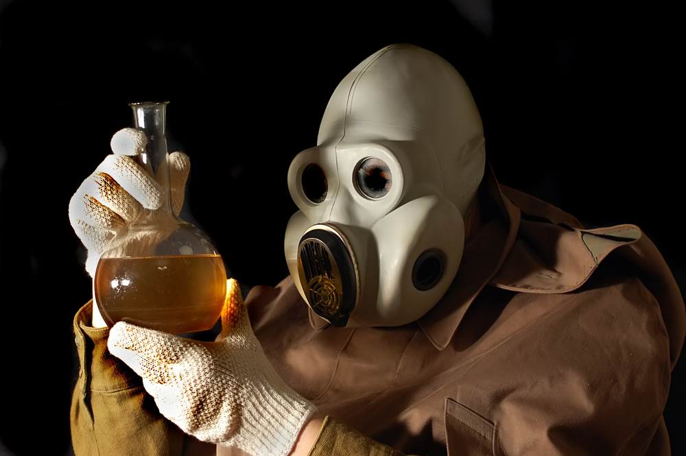 Chemical Warfare vs. Biological Warfare