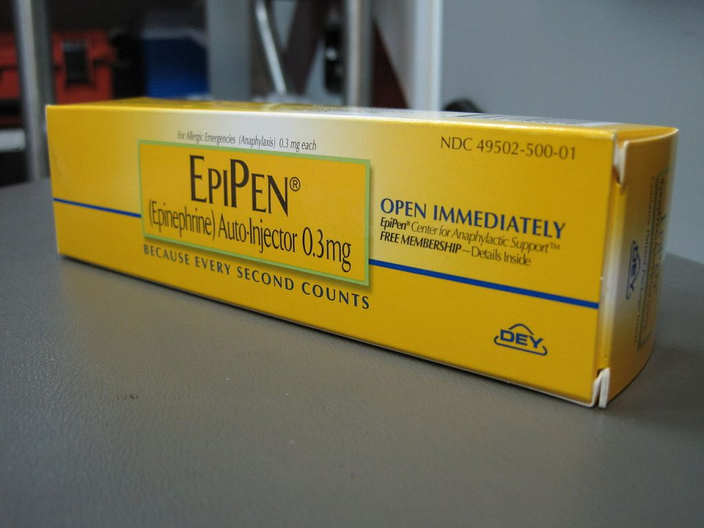 Study: Expired EpiPens Still Effective