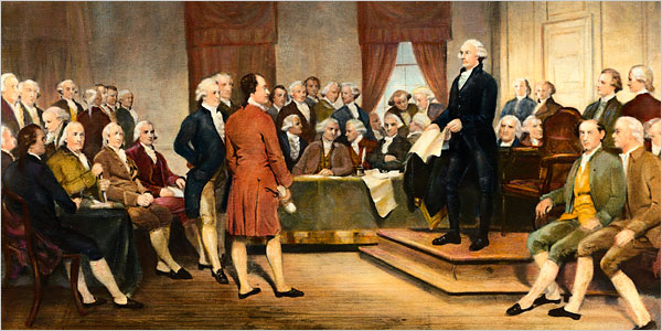 Fate of the Forgotten Founding Fathers