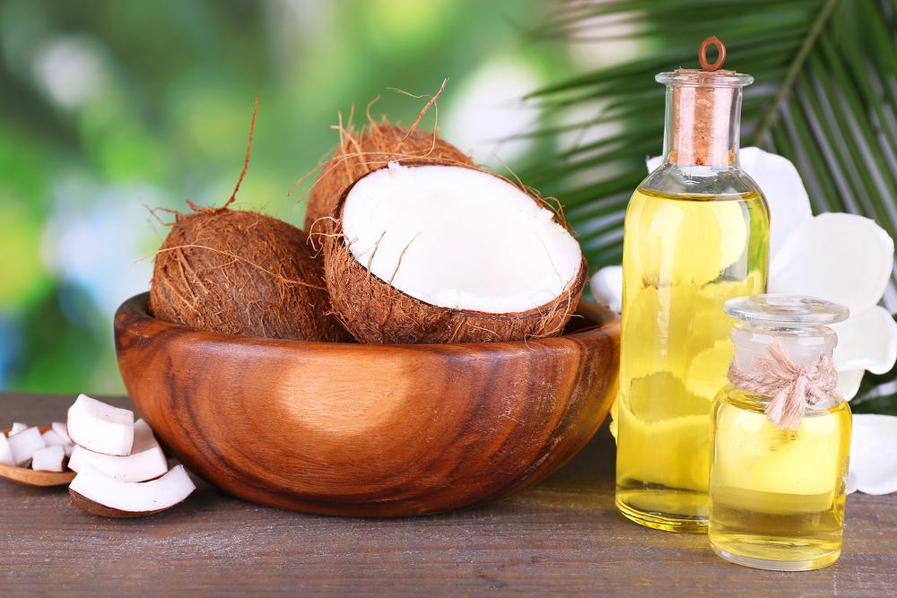 Coconut Oil For Dental Health