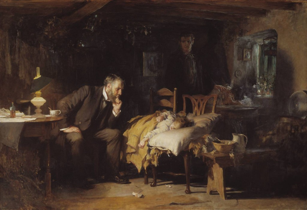 Sick Patient