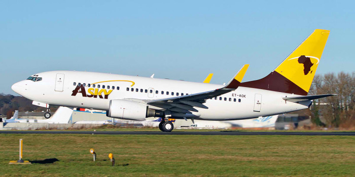 airplane liberia
