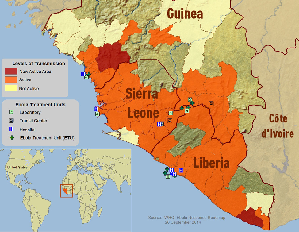 Why More Persons of Color Die From Ebola