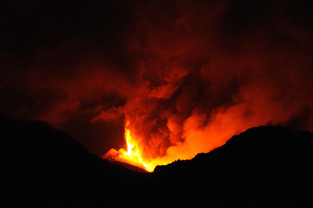 Video: Volcano Preparedness?