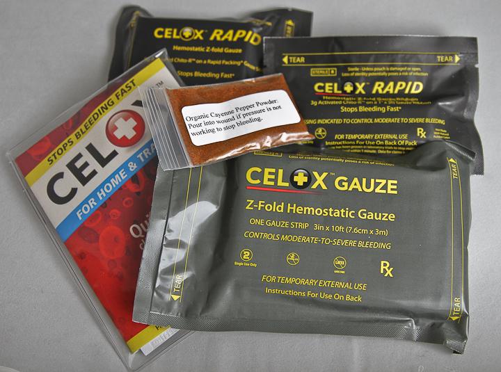 CeloxHemostatics