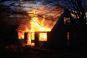 surviving a building fire