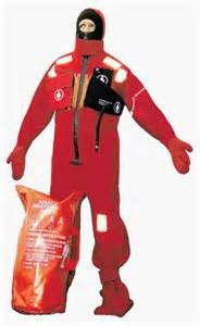 antiexposure suit