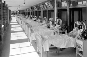 sanitarium tuberculosis