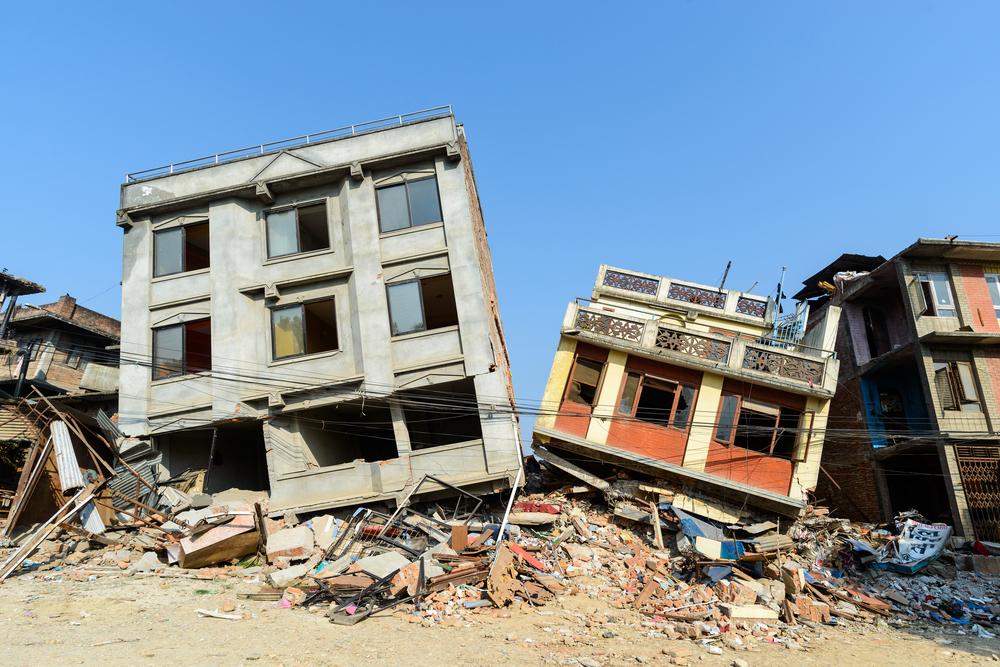 Earthquake Survival