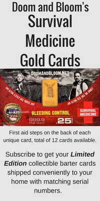 Collectible Gold Cards