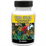 bird sulfa