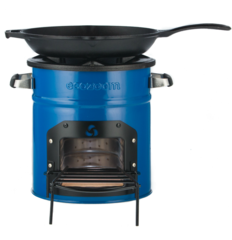 Eco-zoom's Stove