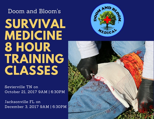 First Aid Survival Medical Training Class