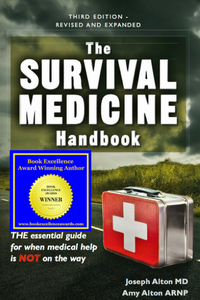 Get Your Amazon Copy of The Survival Medicine Handbook Here!
