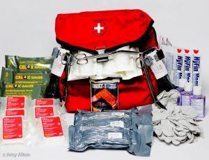 Amy's multi-person bleeding kit