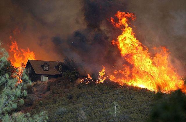 Wildfire Defense