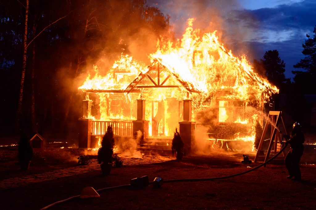 How To Survive Home Fires