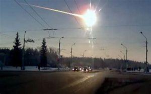 Chelyabinsk meteor event