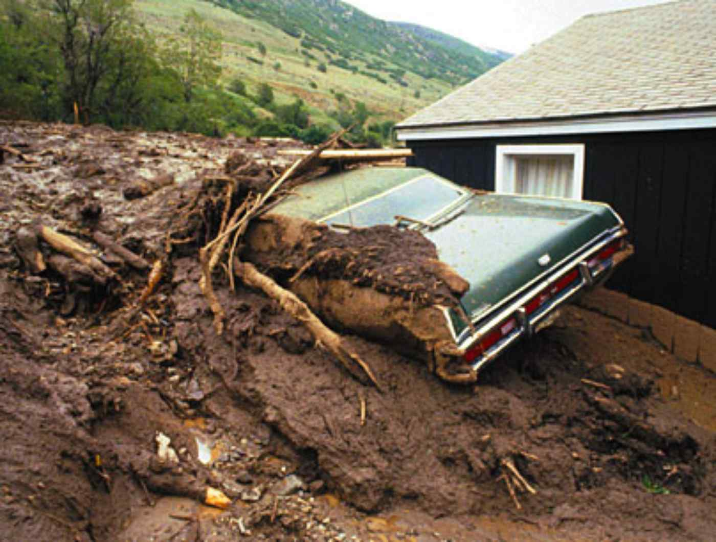 Video: Mudslide Survival