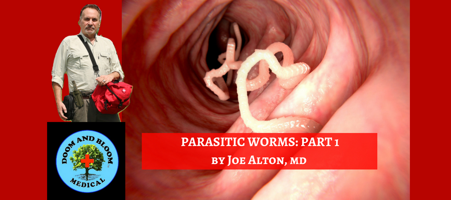 Video: Parasitic Worms, Pt. 1