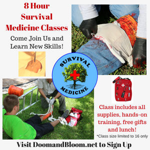 Join us for a first aid class