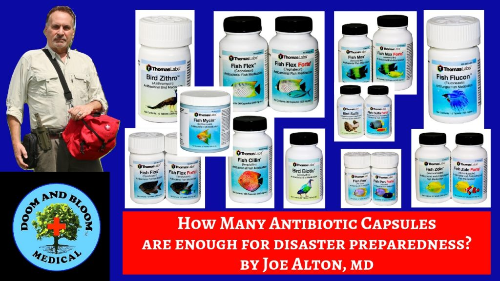 Video: Antibiotics In Survival: How Much Is Enough?