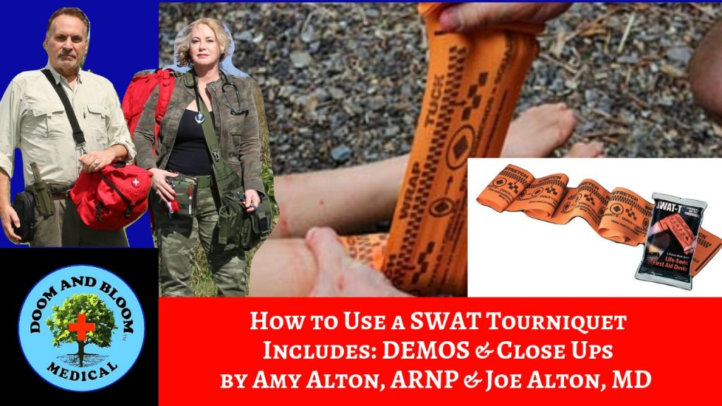 Video: How To Use The SWAT Tourniquet