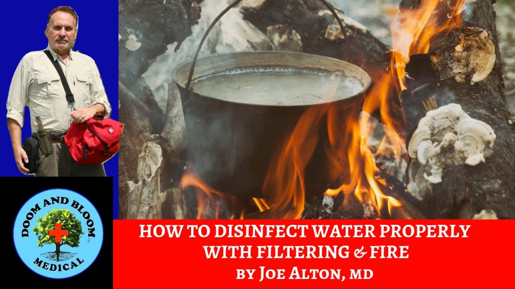 Video: Considerations when Boiling Water For Disinfection