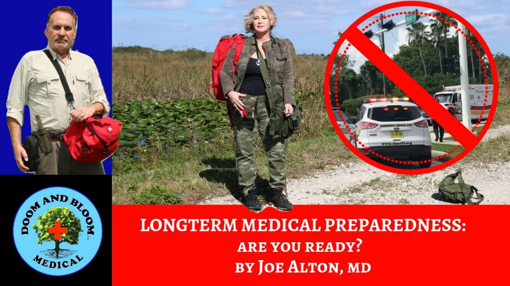 Video: Are You Medically Prepared For The Long Term?