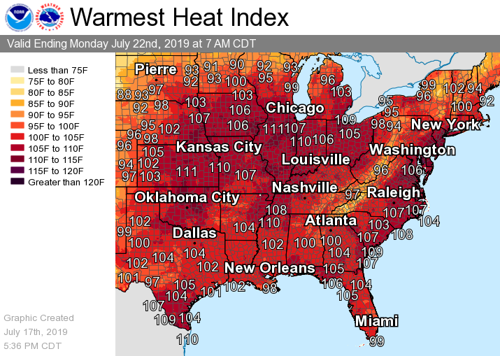 Video: Dangerous Consequences of Heat Waves