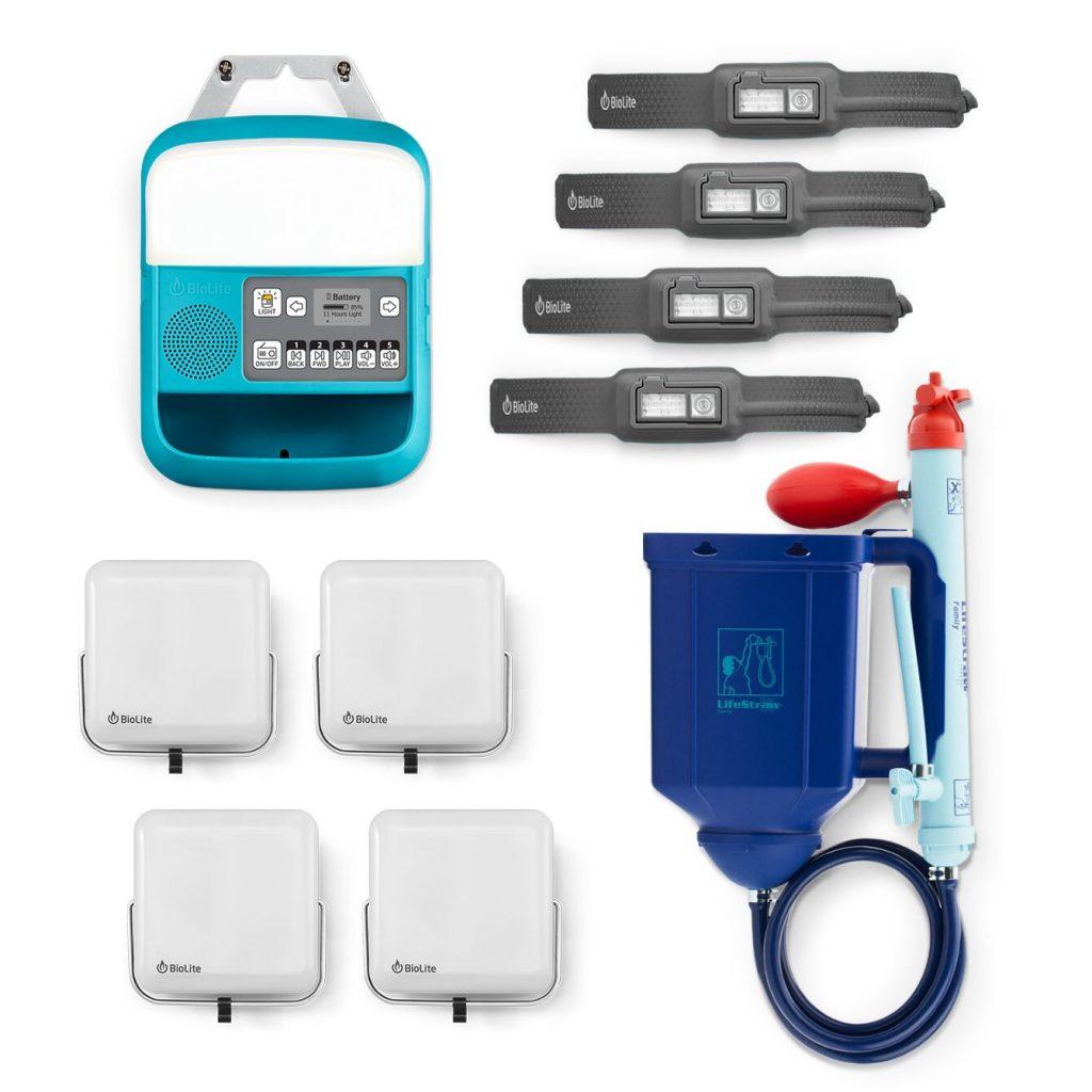 Biolite's Family Kit