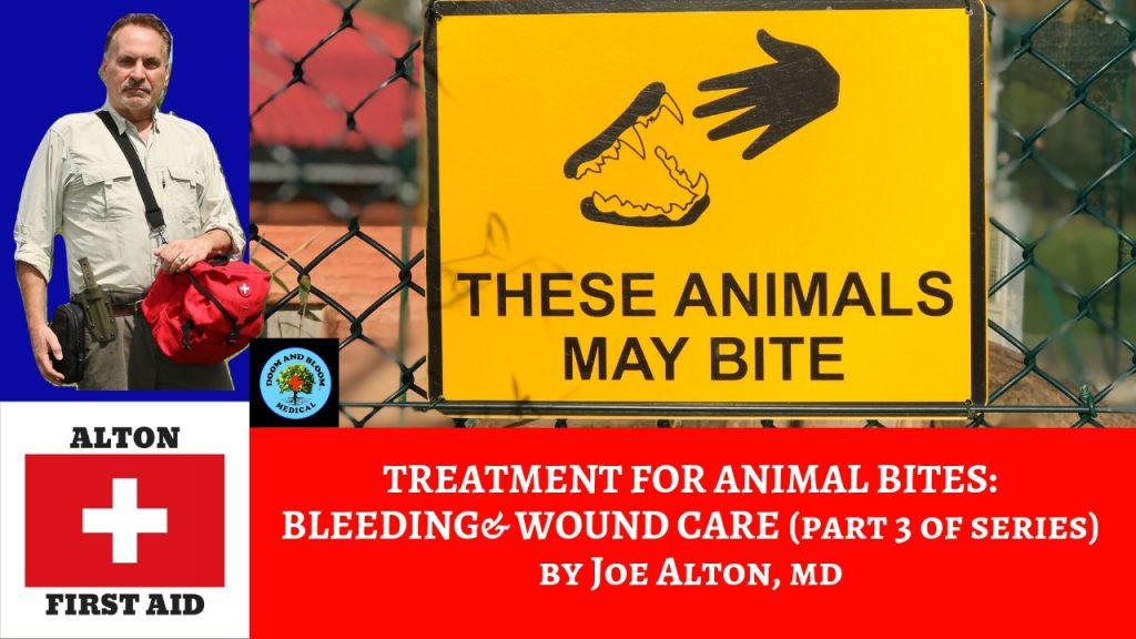Video: Animal Bites, Pt. 3: Treatment