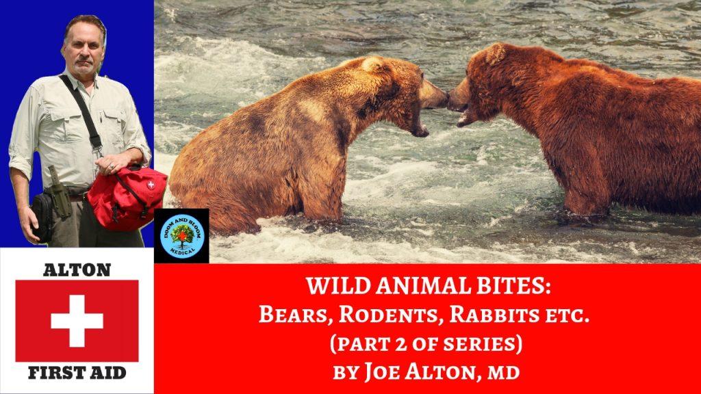 Video: Animal Bites, Pt.2: Wildlife