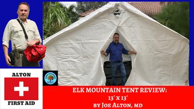 Elk Mountain Tent Review