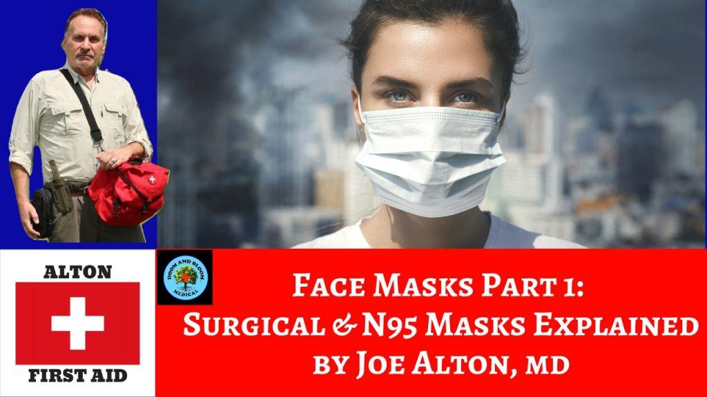 Video: Face Masks, Part 1