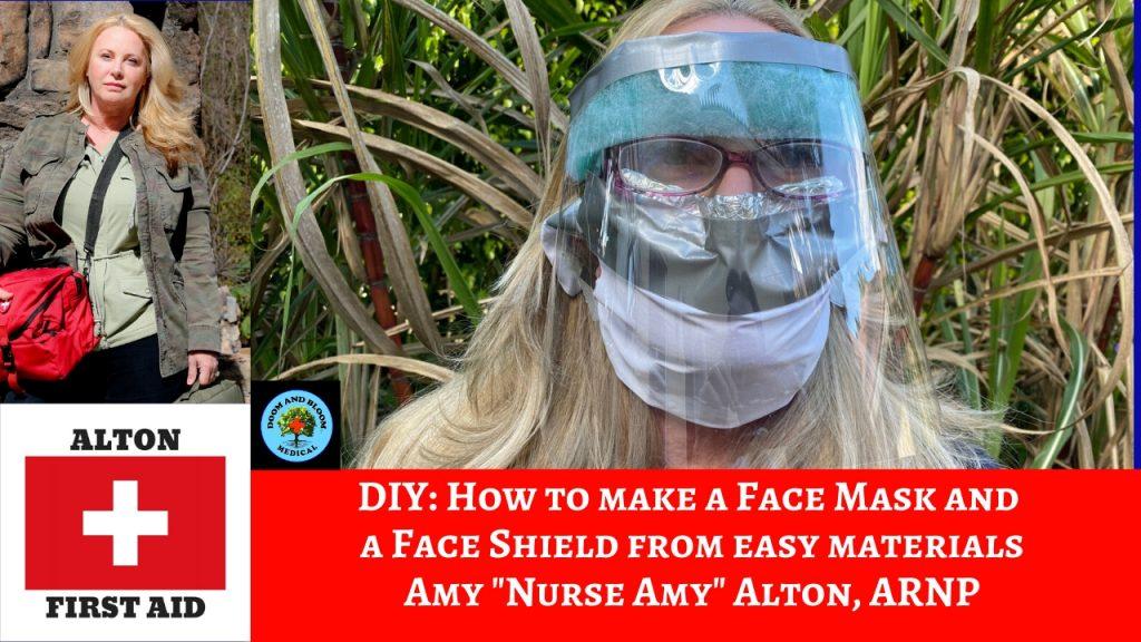 Video: Making Face Masks