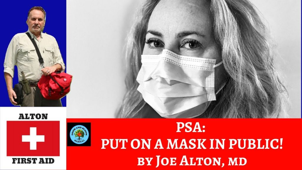 Video: Put On A Face Mask