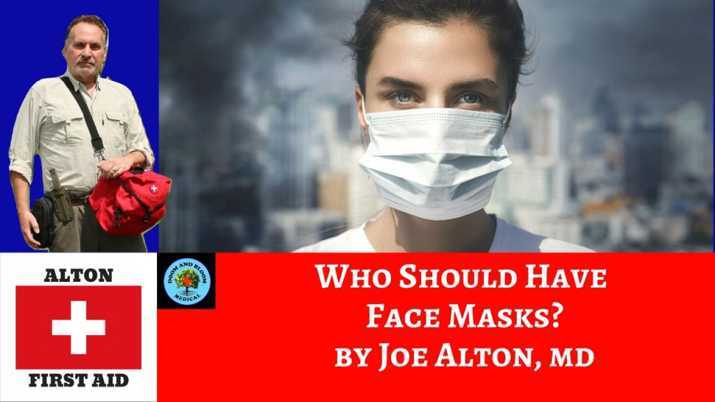 Video: Who Should Have Face Masks?