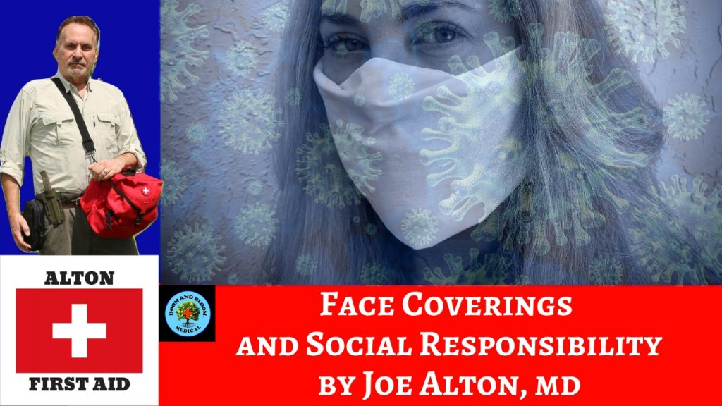 Video: Face Coverings and Social Responsibility
