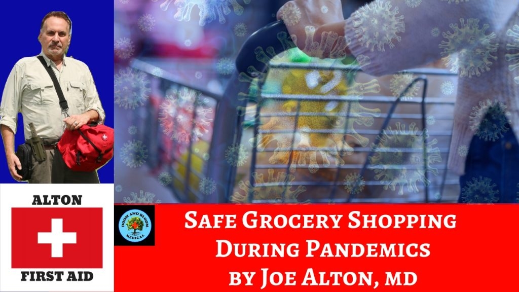 Video: Food Shopping In Pandemic Times
