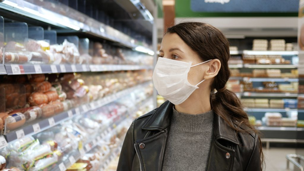 Grocery Shopping In Pandemic Times