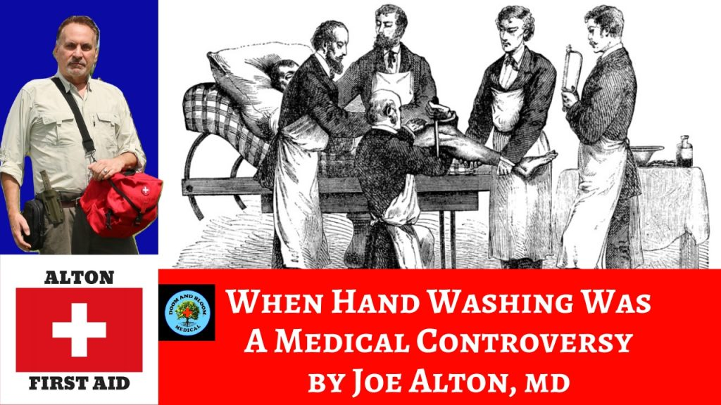 Video: When Hand Washing Was Controversial