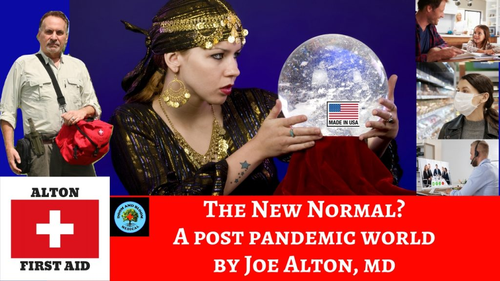 Video: Post-Pandemic Predictions