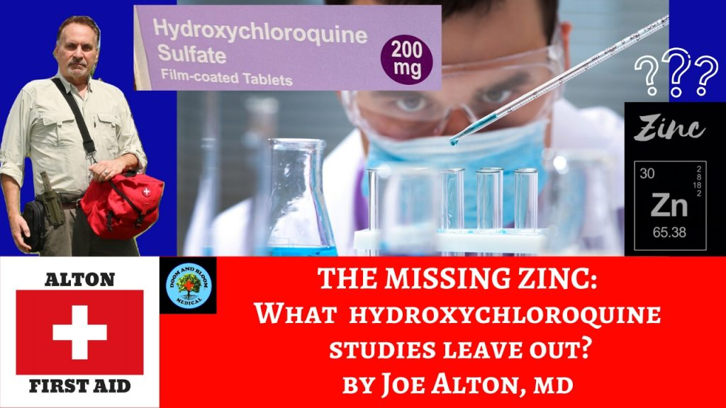 Video: The Missing Zinc