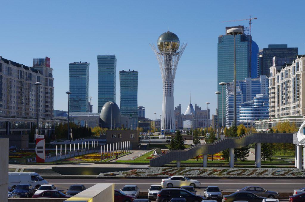A New Virus In Kazakhstan?