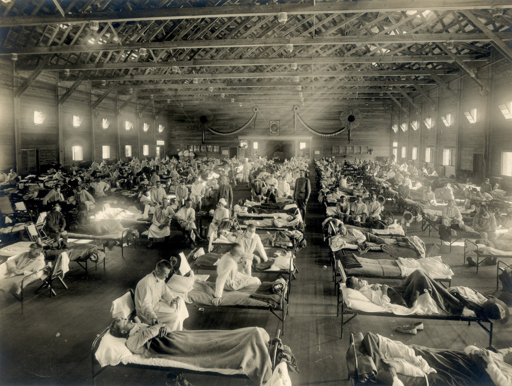 A Brief History of the Spanish Flu Pandemic
