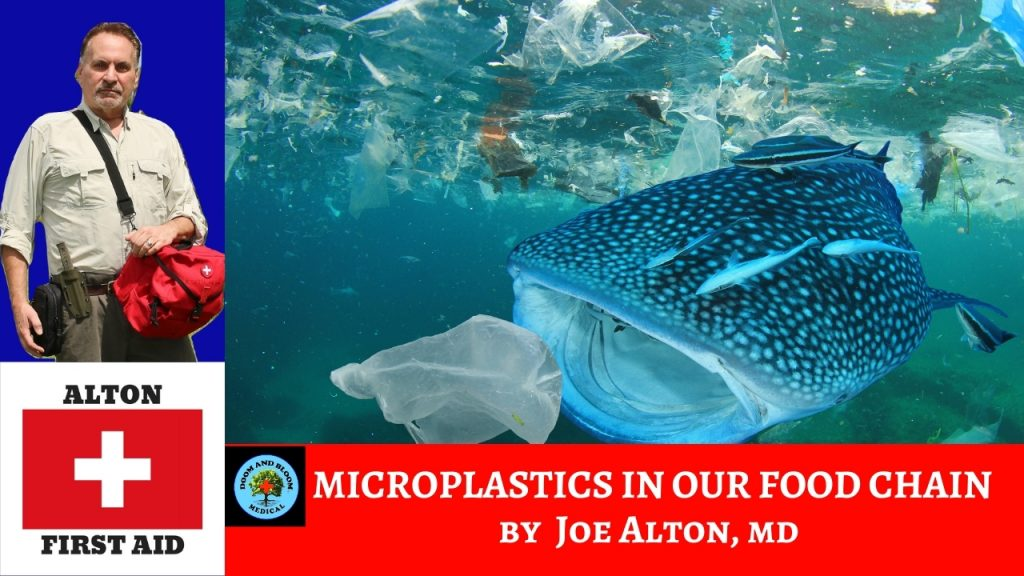 Video: Microplastics In Ocean Waters
